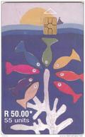 MAURITIUS ISL. - Painting 3, Chip GEM3.3,  Tirage %30000, 01/01, Used - Maurice