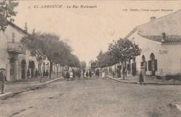 EL ARROUCH LA RUE NATIONALE - Andere Steden