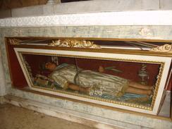S.MASSIMO Martire/Urna Corpo Santo E Sangue Dalle Catacombe S.Agnese /Chiesa S.Vincenzo CALCINATO Brescia - Fotografia - Religione & Esoterismo