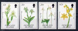 FALKLAND  Timbres Neufs ** De1991 ( Ref 483 ) Fleurs - Falkland