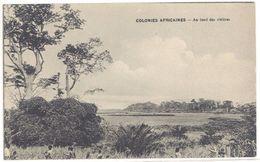Cpa Colonies Africaines - Au Bord Des Rivières    (S.2017) - Cartes Postales