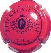 Pierron - Léglise N°2, Rouge & Noir - Champagne
