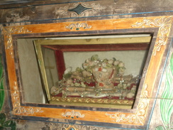 Reliquie S.MASSIMO Martire(Catacombe S.Agnese,Pontificato Gregorio XVI°)Chiesa S.Vincenzo CALCINATO Brescia - Fotografia - Religione & Esoterismo