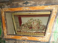 Reliquie S.MASSIMO Martire(Catacombe S.Agnese,Pontificato Gregorio XVI°)Chiesa S.Vincenzo CALCINATO Brescia - Fotografia - Religion & Esotérisme