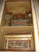 S.GERMANO Martire/Reliquie Corpo E Corpo Santo (Catacomba S.Calepodio) Chiesa S.Vincenzo CALCINATO Brescia - Fotografia - Religione & Esoterismo