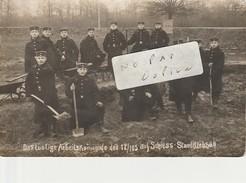 Arbeits Komanndo - Guerre 1914-18