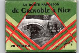 Carnet 20 Vues ;  La Route Napoleon - Provence-Alpes-Côte D'Azur