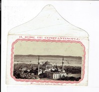 42071 - Rose De Constantinople - Mosquee Du Sultan Beyazid ( Enveloppe ) - Turchia