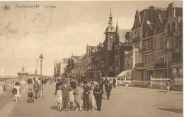 Blankenberghe Bkankenberge La Digue - 1926 - Blankenberge
