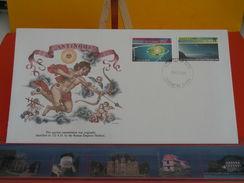 FDC, ER, Tristan Da Cunha, Antinous 3.3.1986 - Astronomie