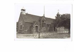 Cpm - THE SCHOOLS STELLING KENT - 115985 - Vélo Bicyclette Clocher Cloche Girouette - Ver. Königreich