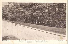 CPA Environs De Courances Aqueduc De La Vanne - Andere Gemeenten