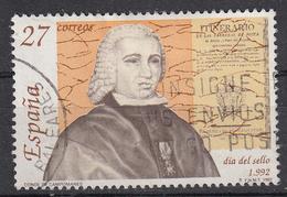 SPANJE - Michel - 1992 - Nr 3027 - Gest/Obl/Us - 1981-90 Lettres