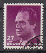 SPANJE - Michel - 1992 - Nr 3028 - Gest/Obl/Us - 1981-90 Lettres