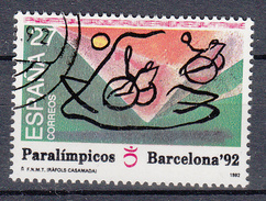 SPANJE - Michel - 1992 - Nr 3061 - Gest/Obl/Us - 1931-Aujourd'hui: II. République - ....Juan Carlos I