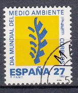 SPANJE - Michel - 1992 - Nr 3072 - Gest/Obl/Us - 1981-90 Lettres