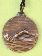 Médaille Sportive_05_natation - Sports