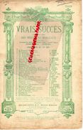 PARTITION MUSICALE-VRAIS SUCCES VIOLON-CLARINETTE-CORNET-FLUTE-MANDOLINE-ALPHONSE LEDUC-PARIS-MARCHE INDIENNE SELLENICK - Partitions Musicales Anciennes