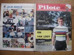 1961 PILOTE 78 Pilotorama ZEEBRUGGE 1918 Rik Van Looy Cyclisme - Pilote