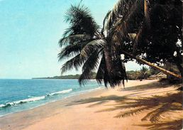 Afrique- CAMEROUN KRIBI Plage De Londji (147113 Photo Sinet )*PRIX FIXE - Cameroun