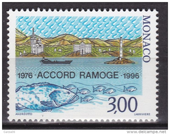 Monaco - 1996 -  Ramoge  - N° 2038   - Neuf ** - MNH - Monaco