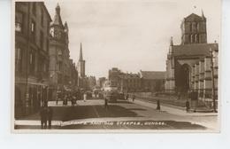 ROYAUME UNI - ECOSSE - SCOTLAND - DUNDEE - Nethergate And Old Steeple - Angus