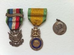 Lot De Médailles - 1914-18