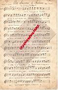 PARTITION MUSICALE MANUSCRITE ORIGINALE-UN DRAME A FALAISE-14-PAULUS A L' ELDORADO PARIS-DELORMEL GARNIER-FELIX CHAUDOIR - Partitions Musicales Anciennes