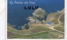 DEPT 29 : édit. D Art Jack A Louannec : La Pointe Du Van Et La Chapelle Saint They , Cléden Cap-Sizun - Cléden-Cap-Sizun