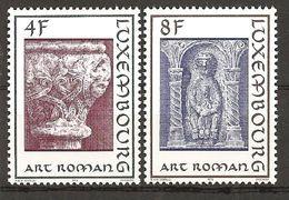 *Luxemburg 1973 // Michel 866/867 ** (2588) - Klöster