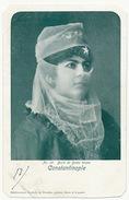 Type De Georgienne Avec Voile Yachmak Harem Esclavage Slavery Constantinople  Ets Horticole Therapia - Géorgie