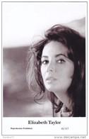 ELIZABETH TAYLOR - Film Star Pin Up - Publisher Swiftsure Postcards 2000 - Sin Clasificación
