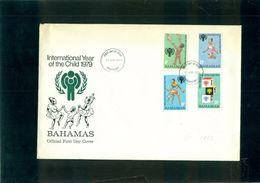 BAHAMAS - LOTTO  DI 12 BUSTE + 1 CARTOLINA IN PREVALENZA FDC - BUONA QUALITA' - Bahamas (1973-...)