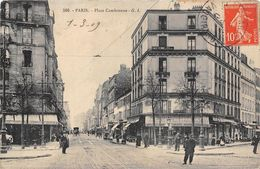 75015-PARIS- PLACE CAMBRONNE- - Arrondissement: 15