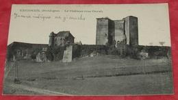 24 - Excideuil - ( Dordogne ) - Le Château - ( Vue Ouest )    ----------- 428 - France