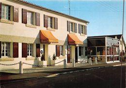"""¤¤  -   ILE De NOIRMOUTIER  -  Bois De La Chaize  -  L'Hôtel, Restaurant """" Les Capucines """"     -  ¤¤ - Noirmoutier"""