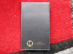 """Agenda """"Les Ciments De Champagnole"""" - Libros, Revistas, Cómics"""