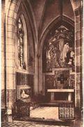 CPA N°5689 - EGLISE DES AUBIERS - LE MONUMENT AUX MORTS - LA PEINTURE MURALE ET L' AUTEL - MILITARIA - Andere Gemeenten