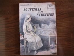 """WWI Collection Patrie  """"Souvenirs D'une Infirmiere"""" N° 52 - 1914-18"""