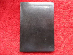 """Agenda """"Stecta"""" De 1969 - Livres, BD, Revues"""