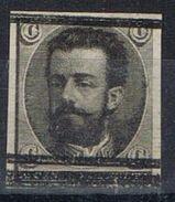 España Barrado A Caballo Amadeo, NE  12 Cuartos Sin Dentar º - 1872-73 Reino: Amadeo I