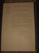 Ministère De La Guerre 1897 Nomination Au Grade De Chevalier - Ordre National De La Légion D'Honneur - Génie Algérie - Historical Documents