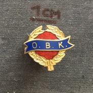 Badge (Pin) ZN005698 - Wrestling Norway Oslo Bryteklubb (OBK) - Wrestling