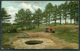 Wimbledon Common - Caesar's Well Postcard - Surrey