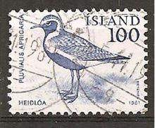*Island // Michel # O (2613) - Albatrosse & Sturmvögel