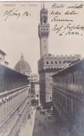 Firenze - Gli Uffizi * 18. 4. 1904 - Firenze