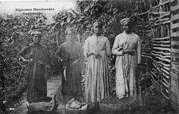 "GUADELOUPE ""NEGRESSES MARCHANDES"" CARTE PRECURSEUR - Guadeloupe"