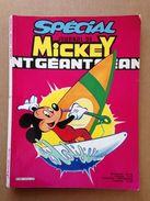 Disney BD Spécial Mickey Géant N°1511 Bis - Année 1984 - Journal De Mickey