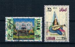 Libanon 1973 Mi.Nr. 1170/74 Gestempelt - Liban
