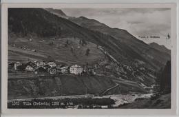 Villa (Bedretto) 1358 M - Photo: A. Borelli No. 1073 - TI Tessin